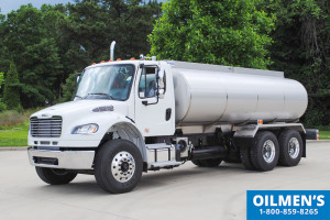 DEF Tank Truck 4000 Gallons Stock 48872-1