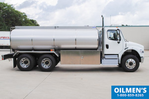 DEF Tank Truck 4000 Gallons Stock 48872-4
