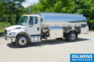 Single Axle Fuel Truck for Sale