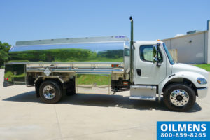 Single Axle Fuel Truck Stock 17781-5