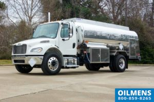 2700 Gallon Fuel Truck for Sale