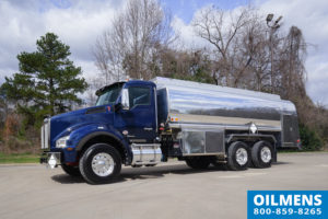 Oilmens Fuel Truck Stock 18317-1 - TANKER TRUCKS FOR SALE