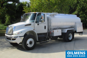 Oilmens Fuel Truck Stock 20144DB