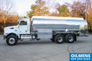 Fuel Tank Truck 7361 For Sale