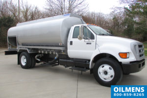Oilmens Bulk Oil Truck Stock 222053DB